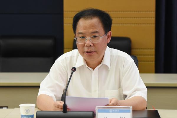 河海大学召开庆祝第35个教师节座谈会